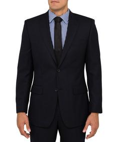 Van Heusen Evercool Euro Fit Navy Suit Jacket