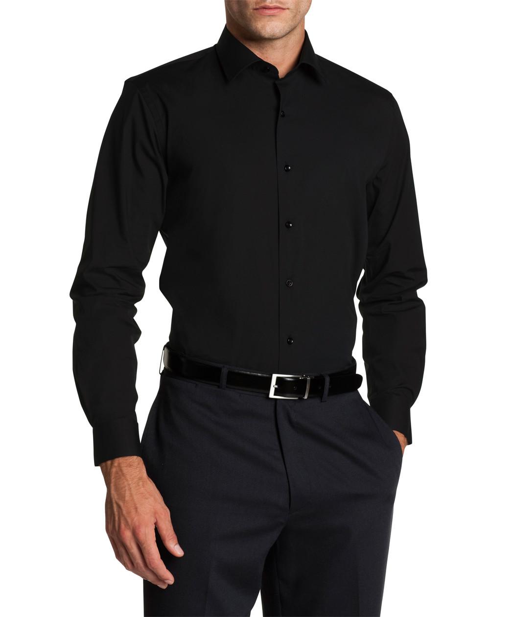 Van heusen black dress shirt dress online uk for Van heusen dress shirts