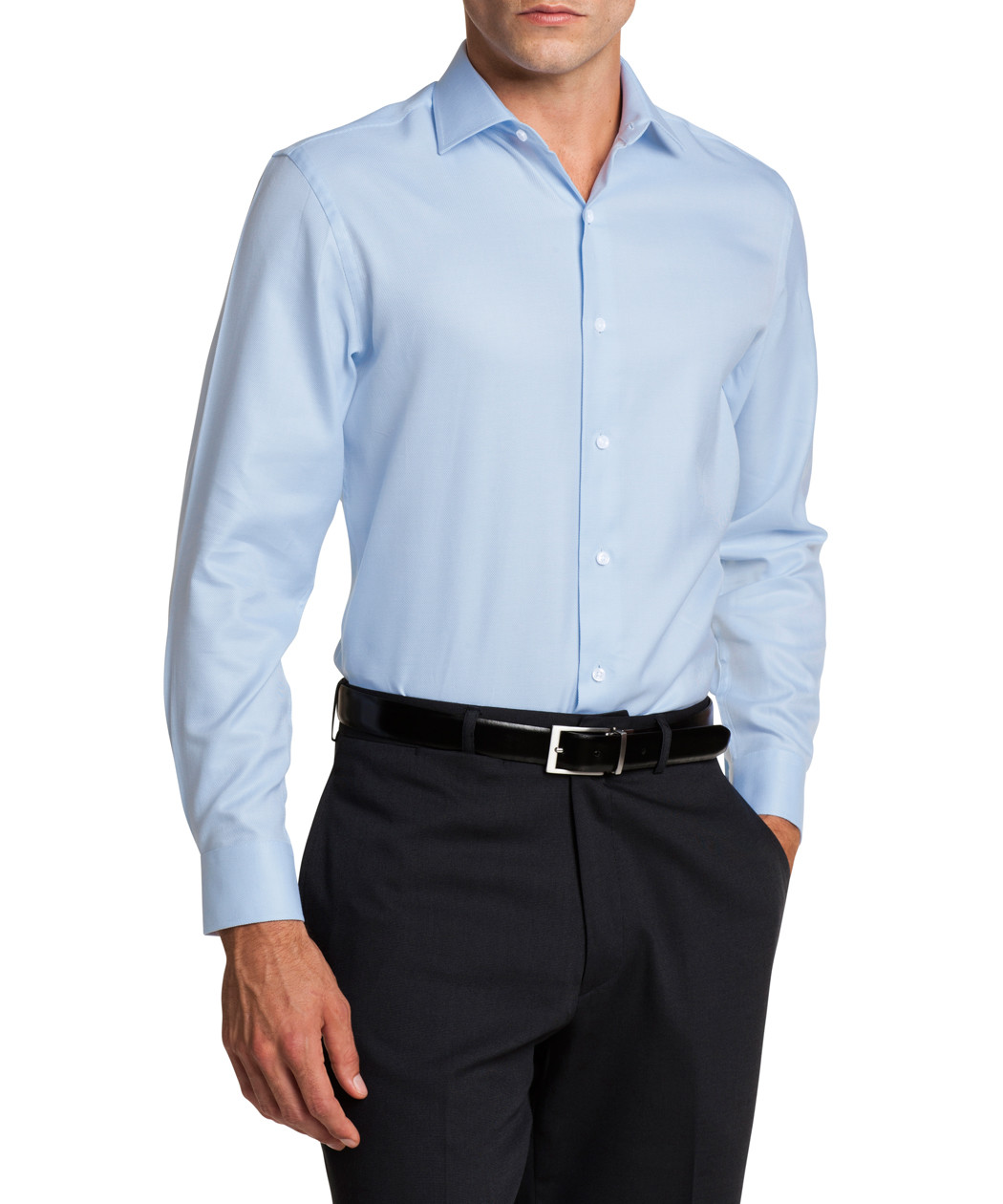 van heusen pure cotton slim fit shirt mens shirt van
