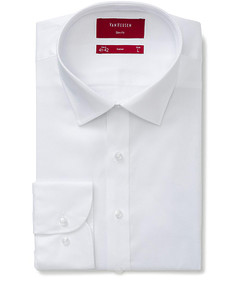 Slim Fit Shirt White Dobby