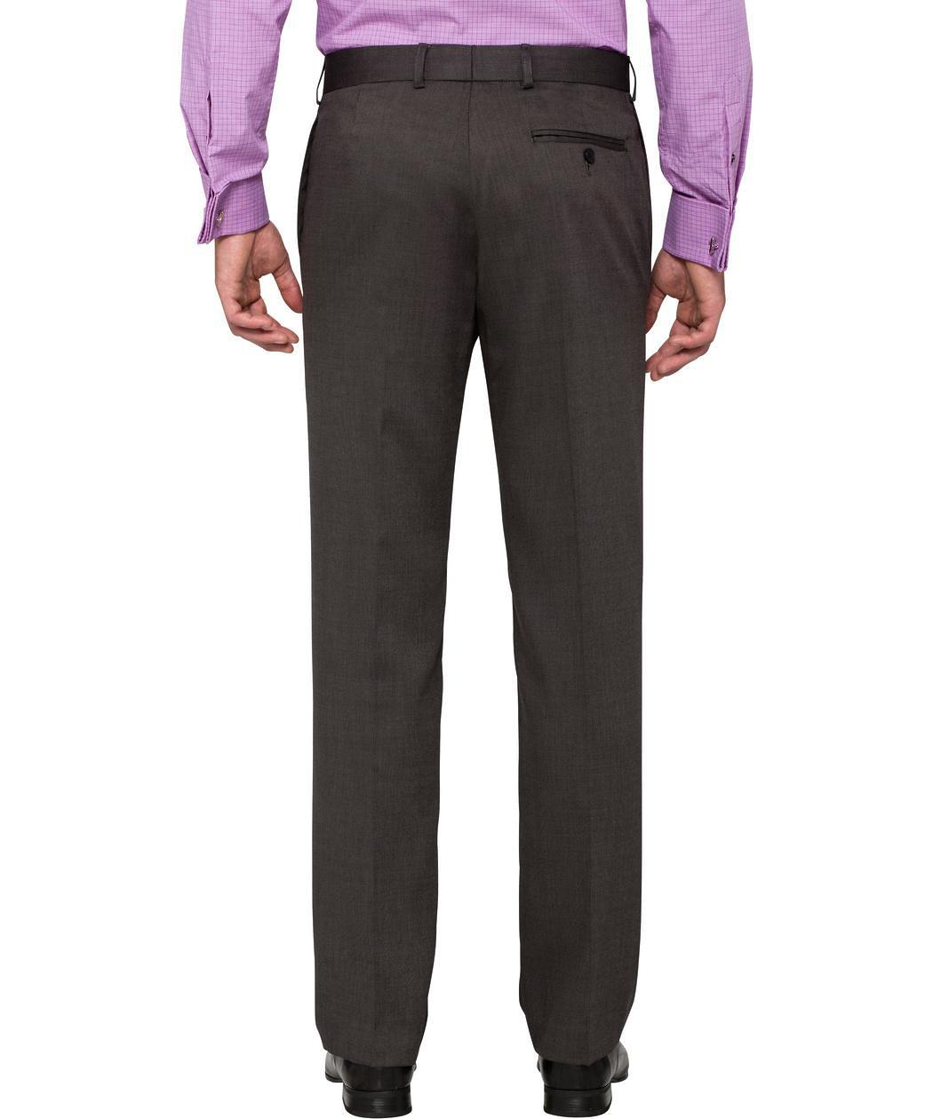 van heusen classic fit texture pant mens pants van