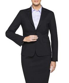 Womens Classic Suit Jacket