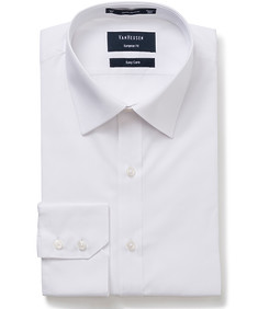 Euro Tailored Fit Shirt Solid