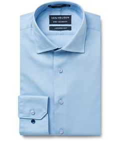 Euro Tailored Fit Shirt Washed Cotton
