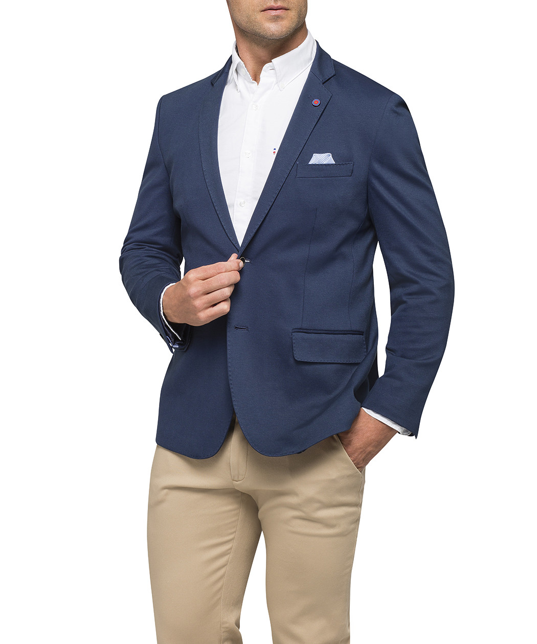 Van Heusen Mens Casual Sports Jacket Navy | Mens Casual | Van ...