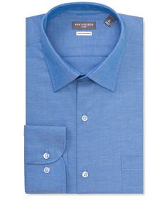Classic Relaxed Fit Shirt Block Textured