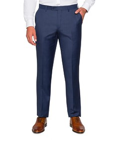 Euro Tailored Fit Suit Pants