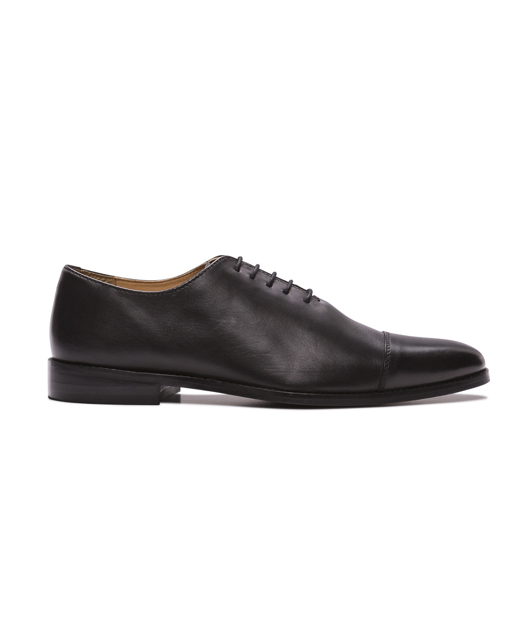 5cd4088d50bf Van Heusen Men's Shoe Oxford Plain Black | Shoes | Van Heusen ...