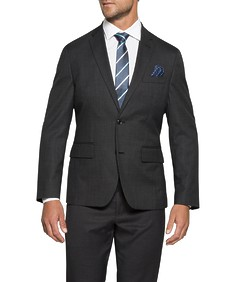 Euro Tailored Suit Jacket Nailhead