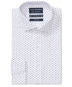 Euro Tailored Fit Shirt Nature Print