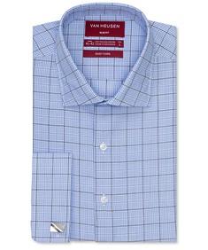 Slim Fit Shirt Window Check