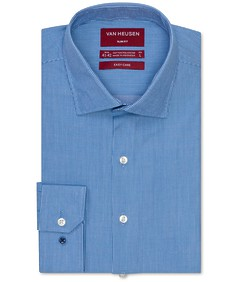 Slim Fit Shirt Blithe Blue Stripe