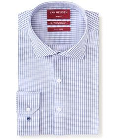Slim Fit Shirt Two Colour Check