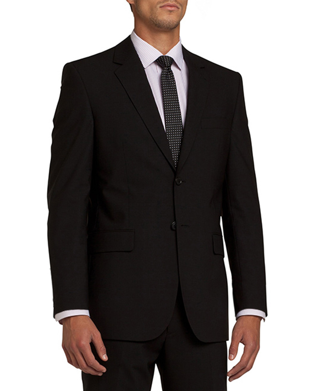 24ab2578b5b Van Heusen Classic Relaxed Fit Suit Jacket Performa