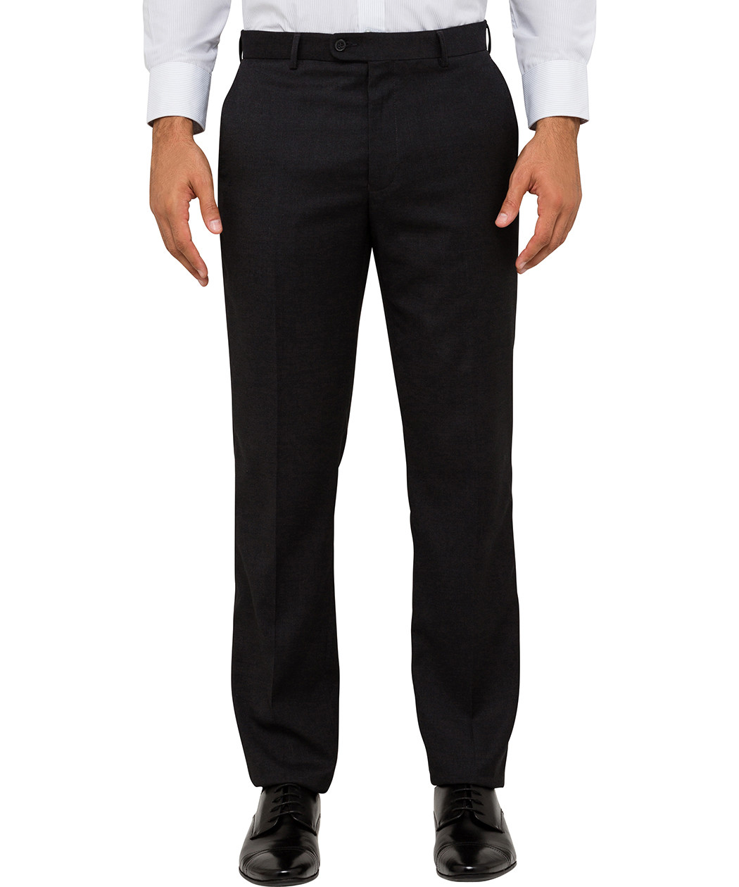 Van Heusen Trousers Mens Business Pants Tendencies Navy Chinos Short 32 Slim Fit Trouser