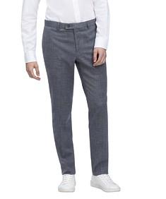 Super Slim Fit Business Trouser Linen Blend