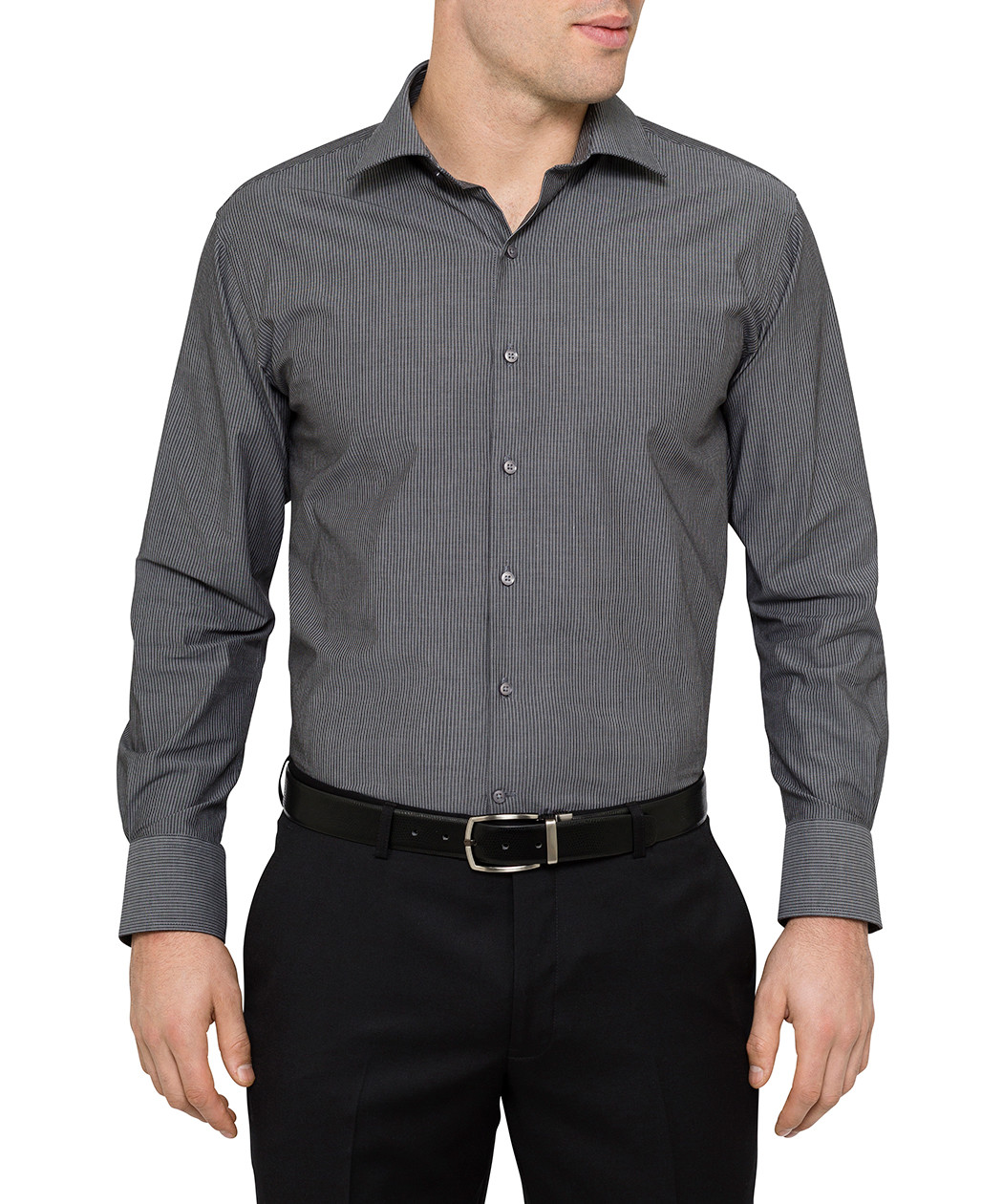 Van Heusen Traveler Shirt Slim Fit Summer Cook