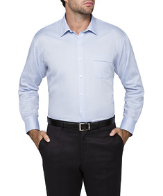 Van Heusen Easy Care Classic Fit Texture Shirt