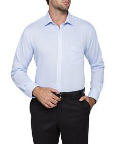 Van Heusen Easy Care Classic Fit Fine Stripe Mens Shirt