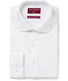 Men's Slim Fit Shirt Herringbone