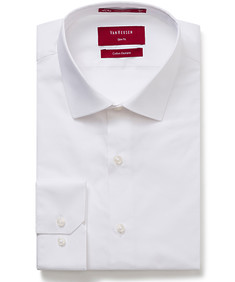 Van Heusen Slim Fit Cotton Stretch Shirt