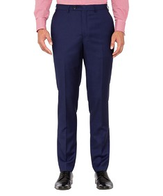 Van heusen Mens Move Slim Pant Ink