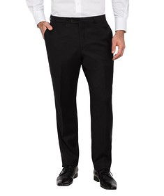 Van Heusen Mens Move Slim Pant Black