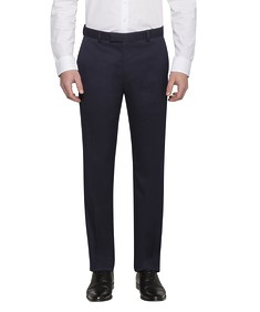 Slim Fit Business Trouser Dark