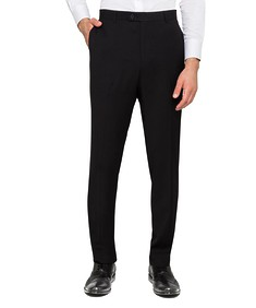 Slim Fit Business Trousers  Plain