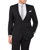 Mens Classic Fit Performance Suit Jacket