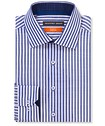 Slim Fit Shirt Nautical Stripe