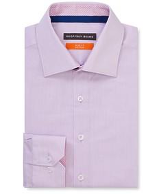 Slim Fit Shirt Dusty Pink Stripe
