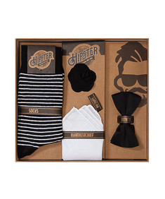 Hipster Gifting Set Black