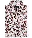 Slim Fit Shirt Rouge Garden