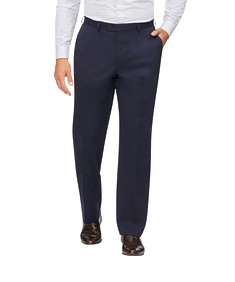 Classic Relaxed Fit Suit Pant Ink