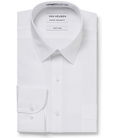 Classic Relaxed Fit Shirt White