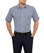 Van Heusen Mens Classic Short Sleeve Check Shirt