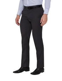 Mens European Fit Business Trouser Nailhead