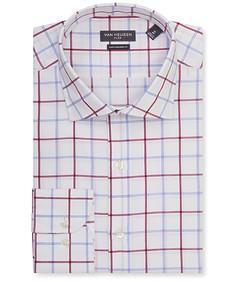 Euro Tailored Fit Shirt Box Check