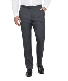 Euro Tailored Fit Business Trouser Ink
