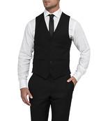 Men's Euro Fit Vest Solid Colour