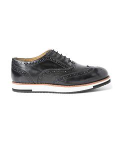 Men's Shoe Hybrid Brogue Black