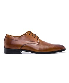 Shoe Derby Leather