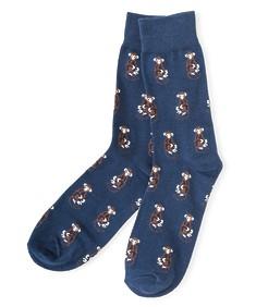 Socks Pair Cheeky Monkey