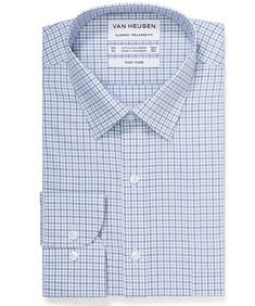 Classic Relaxed Fit Shirt Multi Colour Gingham
