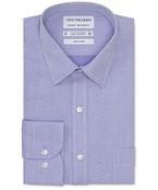 Classic Relaxed Fit Shirt Purple Haze Dobby Spot