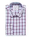 Classic Relaxed Fit Shirt Multi Tone Large Check