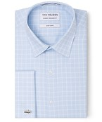 Classic Relaxed Fit Shirt Window Check