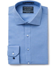 Euro Tailored Fit Shirt Sky Check