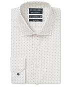 Euro Tailored Fit Shirt Multi Spot Print
